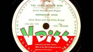 V-Disc 872  Jerry Wayne, Alvy West