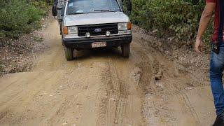 BR 361, Santa Inês-PB à divisa de Pernambuco: buracos, lama e poeira. Três faces de uma mesma estrada