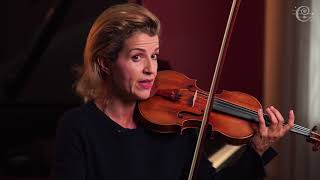 CSO: Anne Sophie Mutter on Mozart