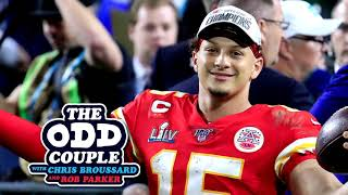 Patrick Mahomes Should Get Max Money or Follow The Tom Brady Route?  - Chris Broussard & Rob Parker