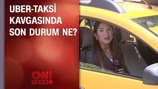 UBER-Taksi Kavgasında Son Durum Ne?