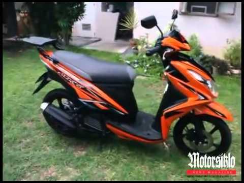 Yamaha Mio MX-i