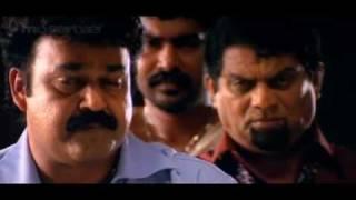 Rock and Roll - 10 Mohanlal, Lakshmi Rai, Jagathi Malayalam Comedy Movie (2007)