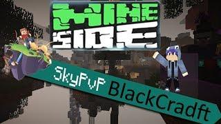 MineSide SkyPvP BlackCraft #1.rész