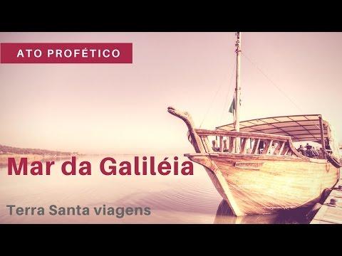 Ato Profético no Mar da Galiléia