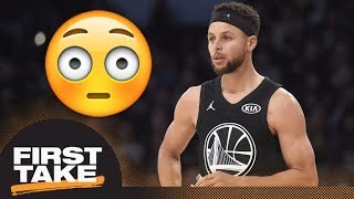 Finally! Stephen A. and Max agree: Steph Curry greatest shooter in NBA history | First Take | ESPN - Video Youtube