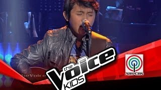 """The Voice Kids Philippines Blind Audition """"Sunday Morning"""" by Zack"""