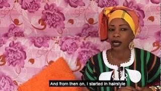 Reine Akoadambou: An example of fighting spirit