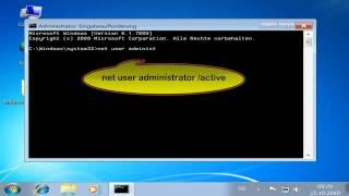 Windows 7 Eigene Dateien verschieben mit der Symlink- oder Registrymethode