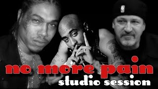 Dave Aron On 2Pac's 'No More Pain' Mixing Session With DeVante Swing