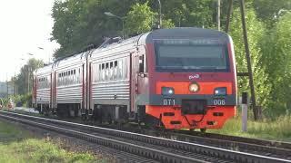 Поезда в Торошино летом | Вагон с дорожной солью | 2ТЭ116-397, ДТ1-004/006, ТЭМ2-2718