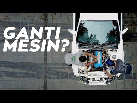 Analisa Kerusakan S15 | Dipo Vakum dari Garasi Drift