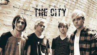 ● R5 Boys   The City