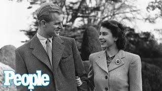 A Look Back at Queen Elizabeth & Prince Philip's Enduring Love Story | PEOPLE