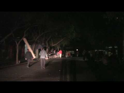 Bambusmatte Nachtmarkt