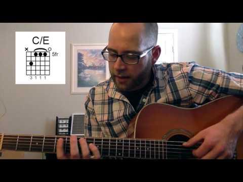 Guitar Chord of the Day: C/E (Dawes 'Western Skyline' Tutorial)
