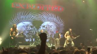 The Exploited – Cop Cars (Moscow 2017)