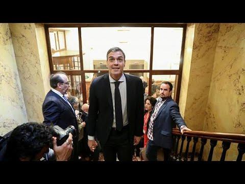 Ισπανία: Η ώρα του Πέδρο Σάντσεθ – Ορκίζεται πρωθυπουργός…