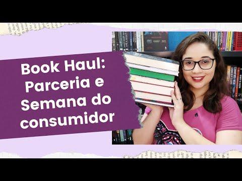 BOOK HAUL: Parceria Darkside Books e Semana do consumidor ?   Biblioteca da Rô