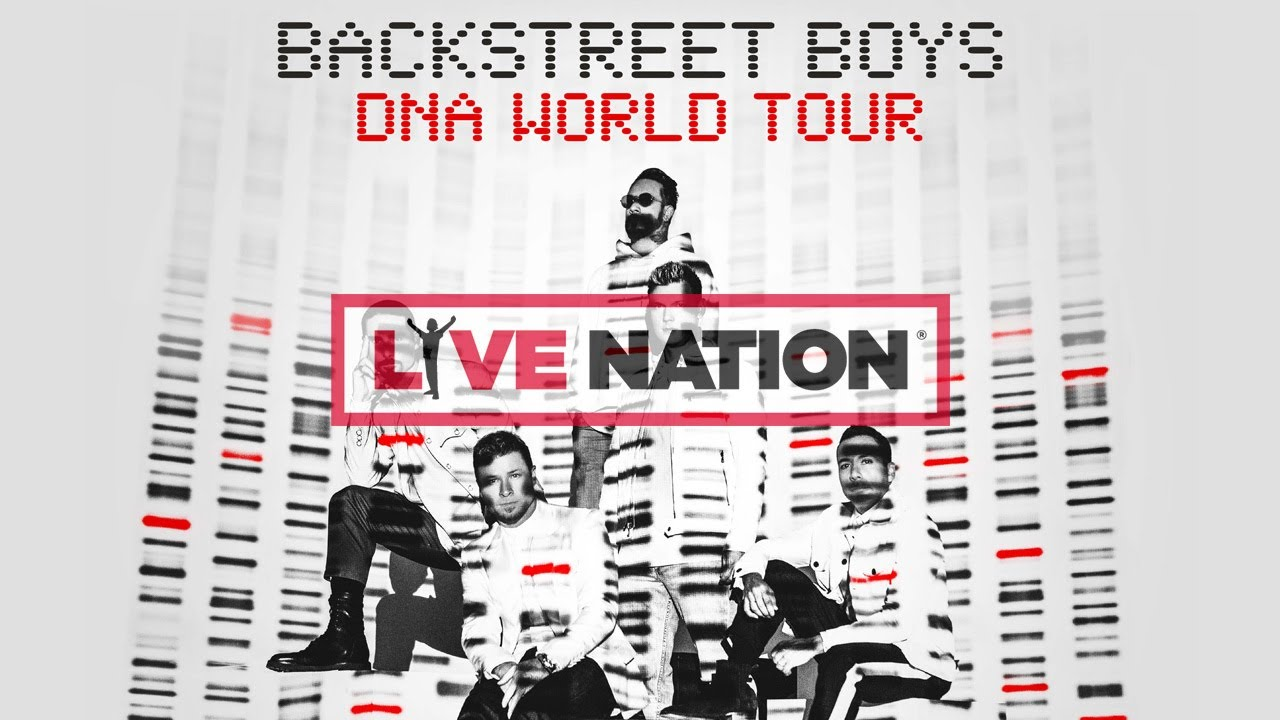 Backstreet Boys Tickets Backstreet Boys Tourdaten Konzerte 2019