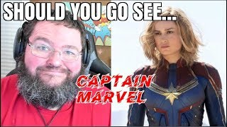 Should You Go See Captain Marvel? SPOILER FREE REVIEW