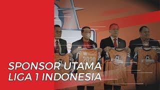 Jelang Kick Off Liga 1 2020, PT LIB Perkenalkan Shopee sebagai Sponsor Utama Lagi