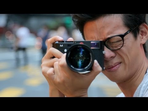 Leica M 240 - Hands-on Review