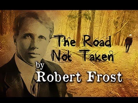 Vidéo de Robert Frost
