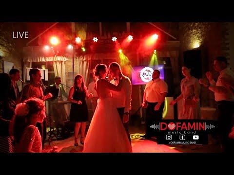 "Music band ""𝔻𝕆𝔽𝔸𝕄𝕀ℕ"", відео 3"