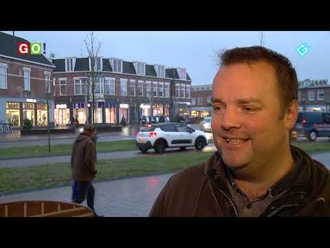 200 kerstbomen in Cenrum Winschoten - RTV GO! Omroep Gemeente Oldambt