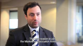 Marketing Associatie Amsterdam promotion clip