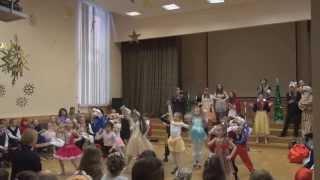 новогодний праздник гимназия 201 москва
