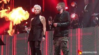 """Диана Арбенина и Шура Би-2 """"Мой рок-н-ролл"""""""