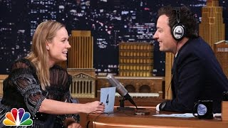 The Whisper Challenge with Brie Larson