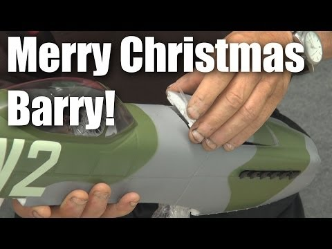 barry-gets-a-spitfire-for-christmas