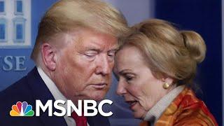 Trump's Coronavirus Press Briefings Criticized By Media Experts   MSNBC