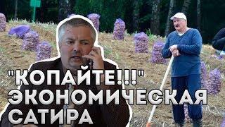 Беларусь. Экономическая сатира. КОПАЙТЕ!!!