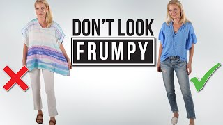 5 Frumpy Fashion Mistakes Making You Look Older (DO NOT WEAR THESE!)