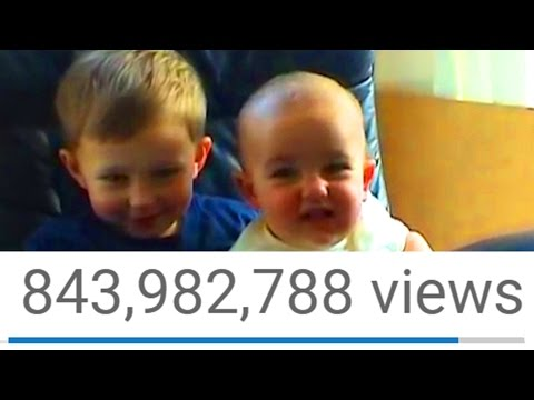 Top 5 MOST VIEWED Videos on YouTube (no music videos)