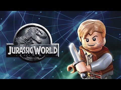 Vidéo LEGO Dimensions 71205 : Pack Equipe : Jurassic World