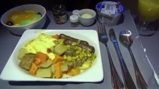 United Airlines 32 - Los Angeles to Tokyo Narita - Business Class