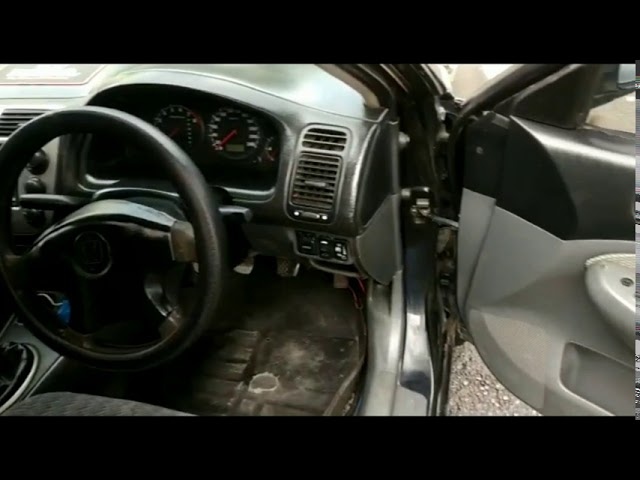 Honda Civic VTi Oriel 1.6 2002 for Sale in Islamabad