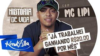 """A Historia dos MC's: MC Lipi – """"MC Kapela Já Foi Meu Empresário"""""""