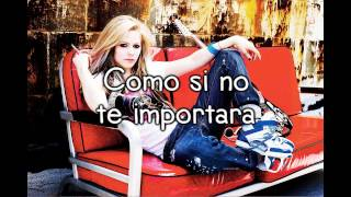 Freak Out - Avril Lavigne - Traducida al Español.