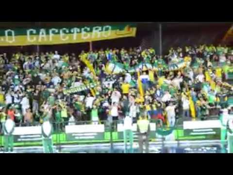 """""""artilleria verde sur (soy Artillero) 2014"""" Barra: Artillería Verde Sur • Club: Deportes Quindío"""