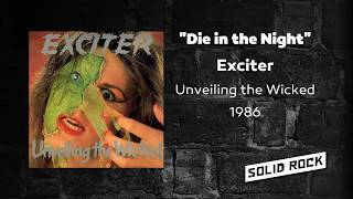 Exciter - Die in the Night