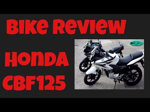 Training – School – Bike – Review – Honda – CBF 125 – CBT
