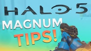 Halo 5 - Top Tier Magnum Tips with Proximitty! - dooclip.me