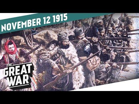 Poslední vzdor - Velká válka