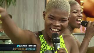 We meet singing sister sensations, Viggy and Virginia Qwabe   Afternoon Express   2 December 2019